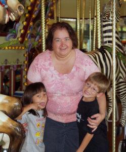 Wacker and kids 2