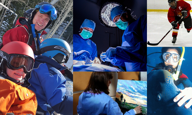A High-wire Act: Neurosurgery and Work-life Balance